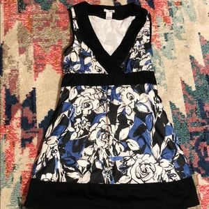 Kenzie 100% Cotton Tie-back Dress